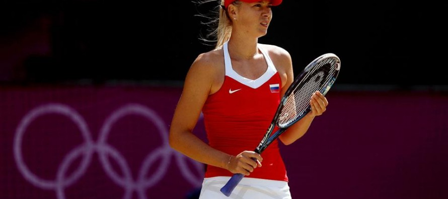 Suspended Sharapova named on Russian Olympic team