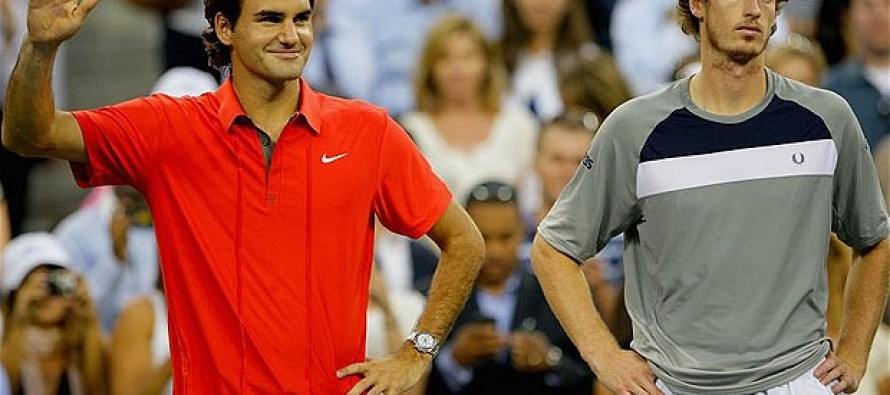 Federer overtakes Murray as world number two
