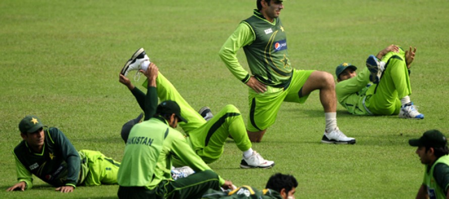 PCB decides to hold training camp in Hampshire