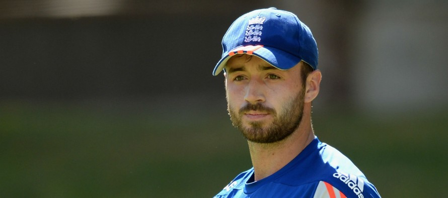 Uncapped Vince and Ball in England squad for Sri Lanka opener