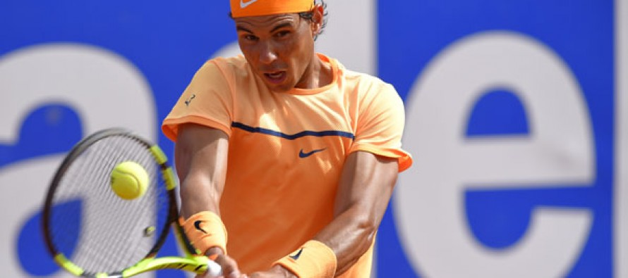 'Young' Nadal unfazed by advancing years