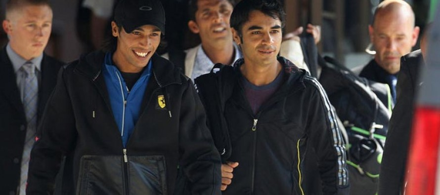 The tainted trio might face trouble in getting UK visa