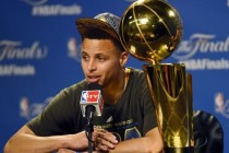 Curry named MVP for second straight year