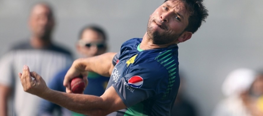 Knee injury rules out Yasir Shah of the boot camp