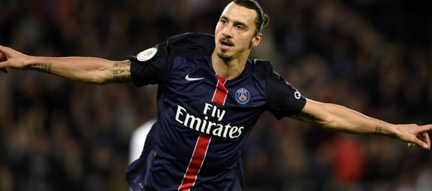 Ibrahimovic crowned France's player of year