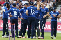 IN PICTURES: The tied match between England and Sri Lanka