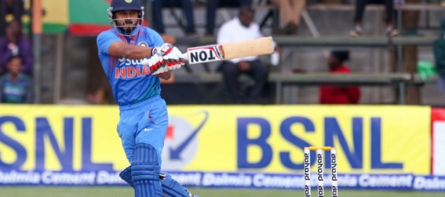 India win series with three-run victory