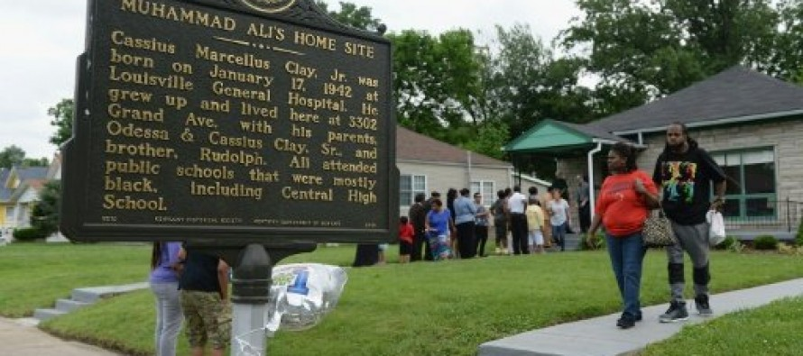 In Louisville, Ali seen as face of 'real Islam'