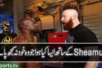 Apollo Crews delivers a painful message to Sheamus: SmackDown, June 9, 2016