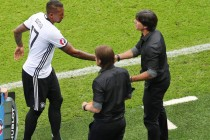 Boateng power sees Germany through, but Loew wants more