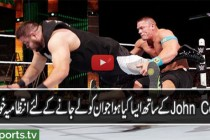 WWE John Cena vs Kevin Owens – Money in the Bank 2015 Highlights