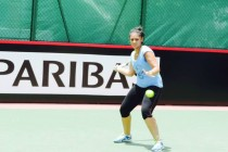 Ushna Suhail and her partner knocked out of Egypt ITF doubles'