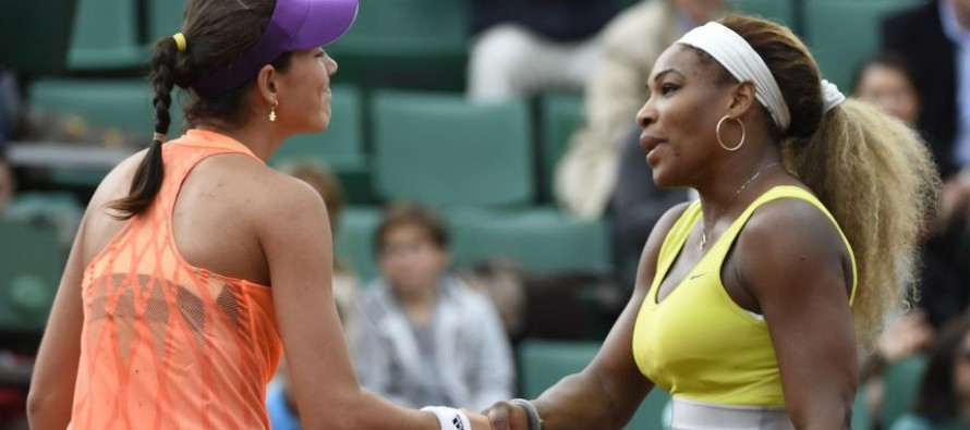 Williams v Muguruza French Open final factfile