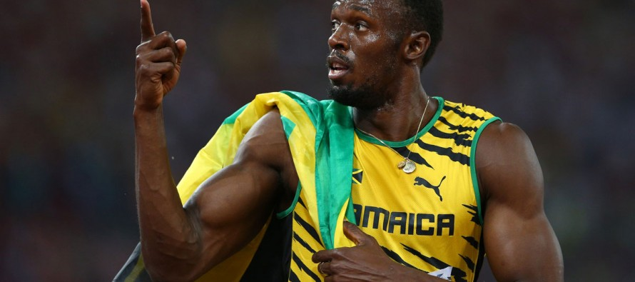 Bolt gears up for Olympic trials