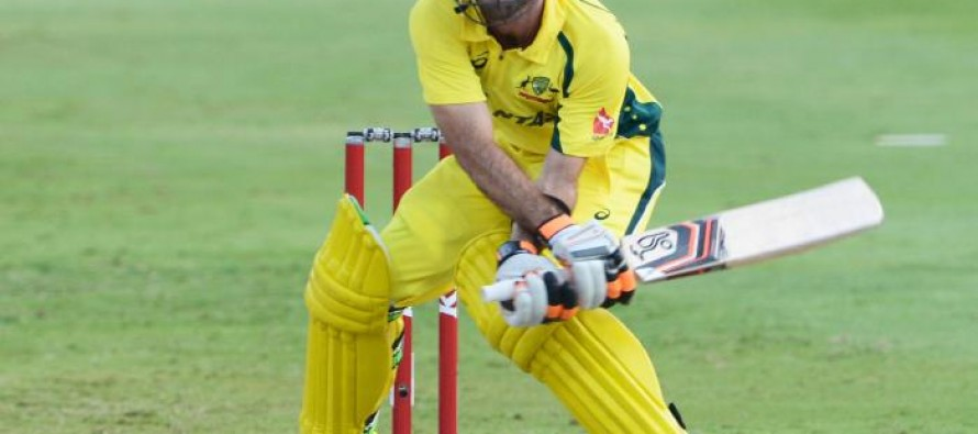 Marsh impressed with Maxwell's flamboyant innings