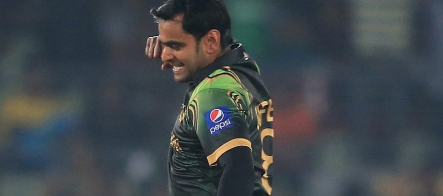 Hafeez vows to bowl once again