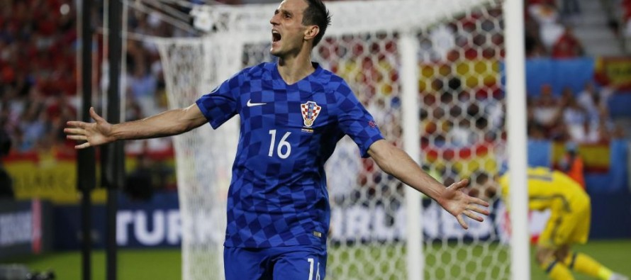We are one of favourites now, say buoyant Croatians