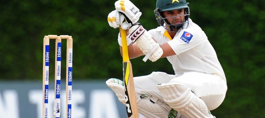 Azhar Ali might be used as an opener for England test series
