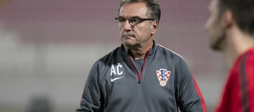 Dark horses Croatia an example to unruly fans – Cacic