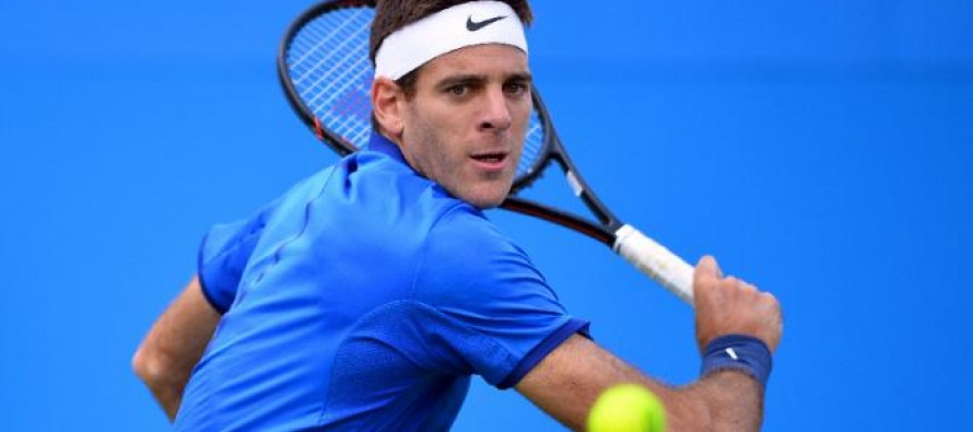Del Potro back after four-year Davis Cup absence