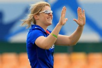 Knight shines in first match as England women's captain