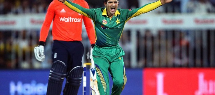Aamer Yamin expresses his desire to become the best allrounder of Pakistan