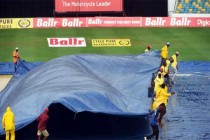 Weather wreaks havoc on Tri-Nation cricket