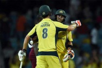 Australians down West Indies to reach final