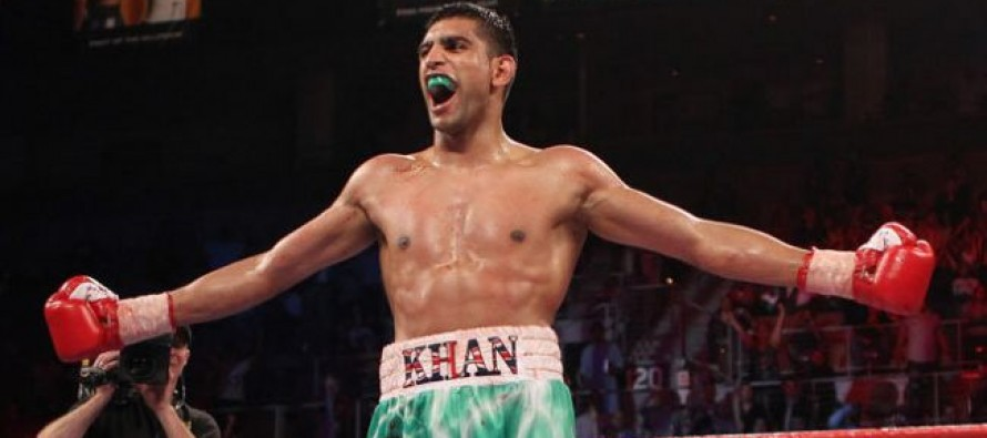 'Proud British fighter' Khan wants success for Pakistan, too