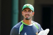 Facing Anderson and Broad in England will be a challenge, says Shan