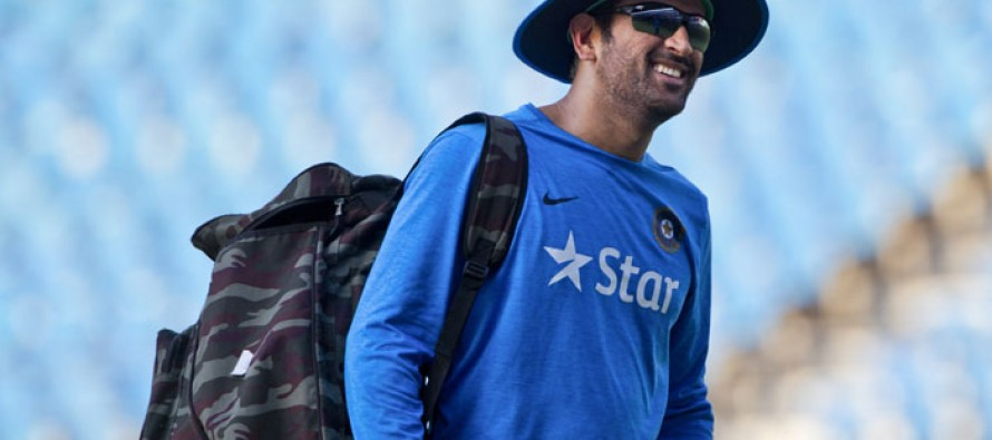 Dhoni and other top Indian athletes turn up to help cancer patient