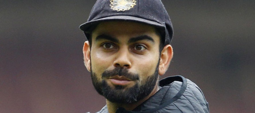 Virat Kohli's official Facebook account hits 30 million mark