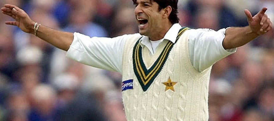 Only Wasim Akram of Pakistan could make into Sanga's all time XI