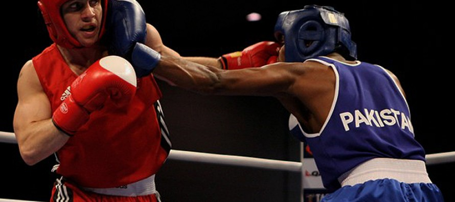 Seven Pakistani boxers to leave for Olympics qualifiers