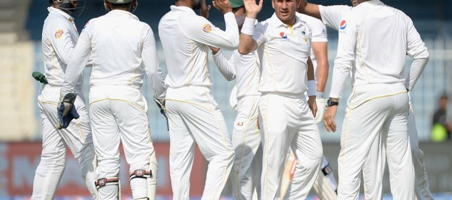 Pakistan's Shah in elite Lord's company