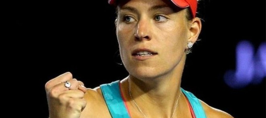 Kerber admits disruption after fairytale success