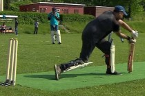Asian migrants take cricket to Germany