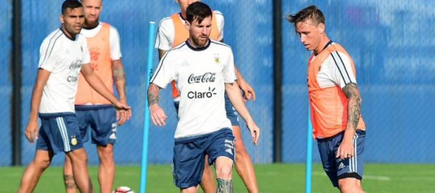 Messi ready for crowning glory in Copa final