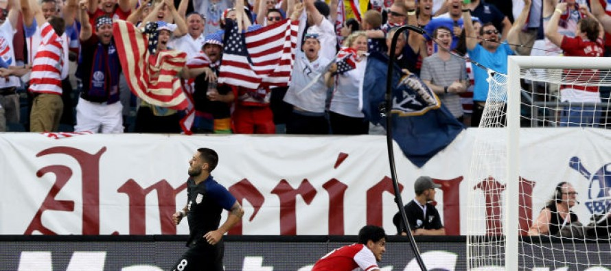 US down Paraguay to top group as Colombia stunned