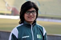 Pakistan's Diana hunts for glory in cricket — and football