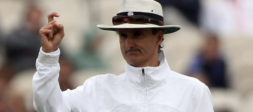 Umpire Bowden dropped from New Zealand's international panel
