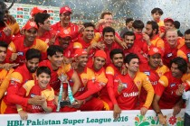 PSL Champions looking to take on the winner of NatWest T20 Blast