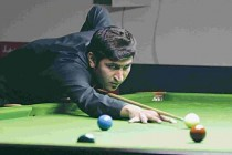Babar exhibits a courageous show to clinch Snooker title