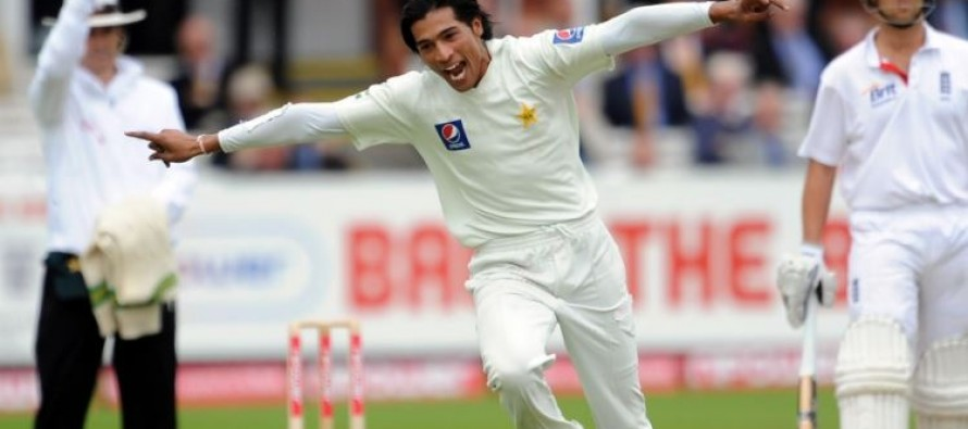 Amir gets UK visa, likely to play at Lord's once again