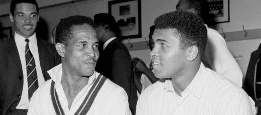 Sobers leads Lord's tribute to Ali