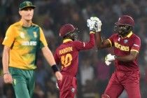 Windies face S.Africa in tri-nation opener