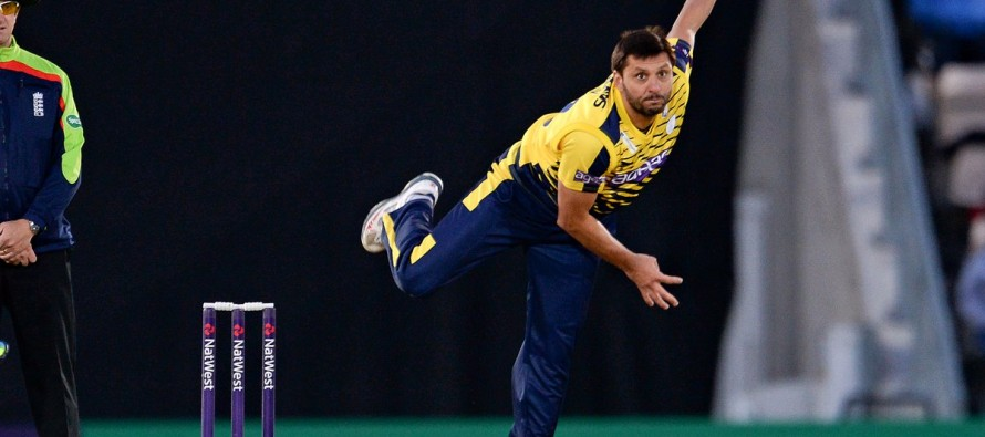 Shahid Afridi fails to inspire Hampshire in his 5ooth list A match