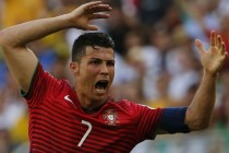 Ronaldo slams Iceland for 'parking the bus'