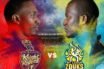 Zouks overpower Knight Riders in CPL opener