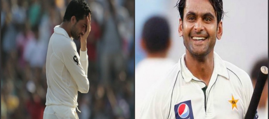 Hafeez rejoices but Junaid Khan feels gutted
